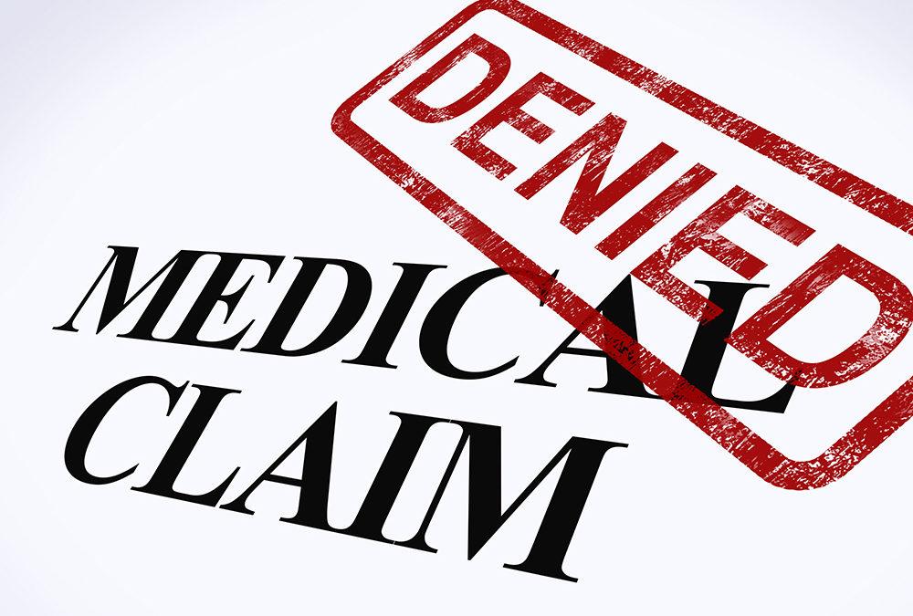 Causes of Insurance Claim Denials